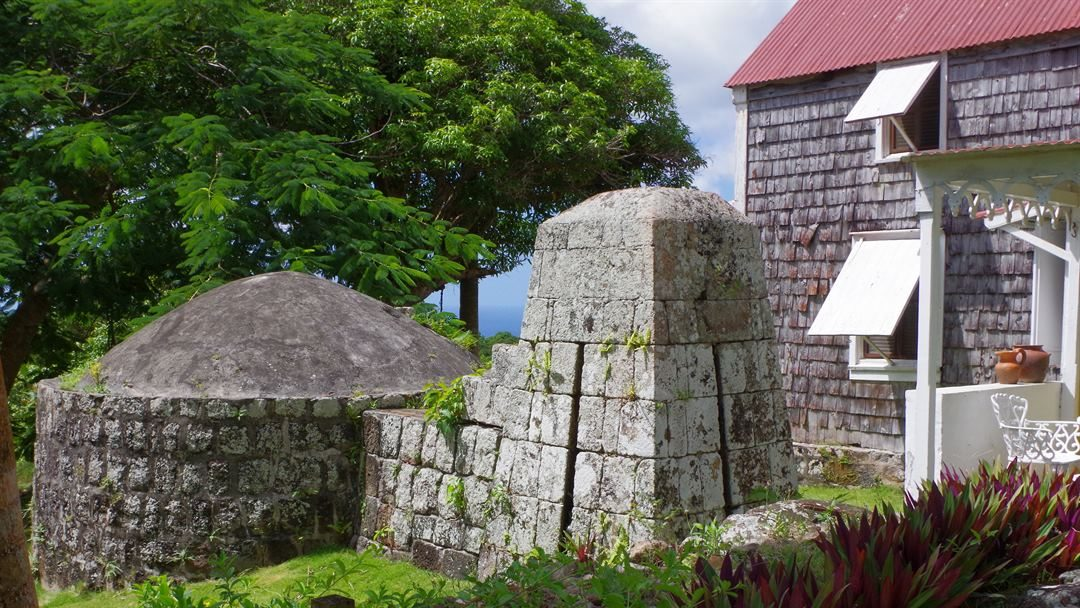 History of Nevis